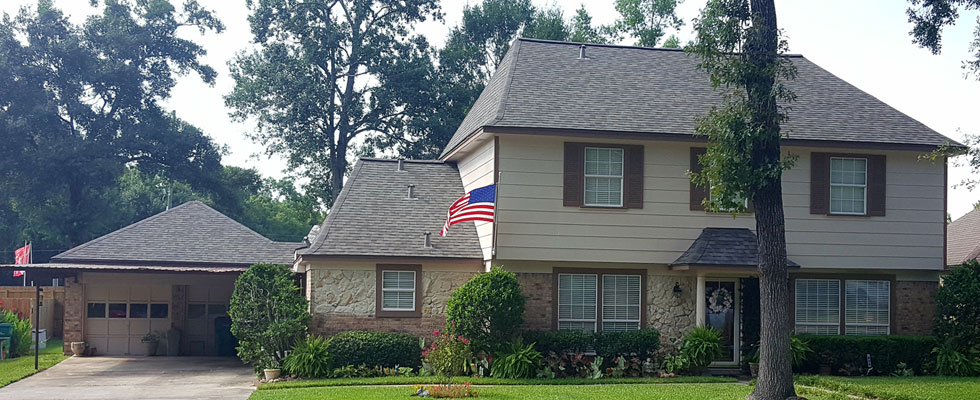 Local Roofing Company in Willis Tx